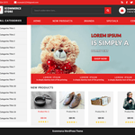 BB Ecommerce Store Wordpress Theme
