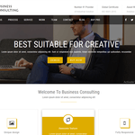 BC Business Consulting Wordpress Theme