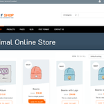 BCF Shop WordPress Theme