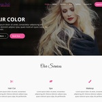Beauty Studio Wordpress Theme