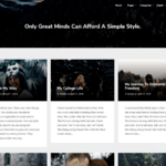 Best Simple WordPress Theme