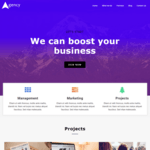 Bevro Wordpress Theme