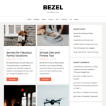 Bezel Wordpress Theme