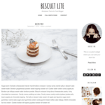 Biscuit Lite Wordpress Theme