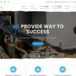 Bizberg Wordpress Theme