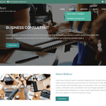 BizBuzz WordPress Theme