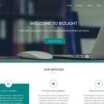 Bizlight Wordpress Theme