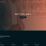 Bizonex Wordpress Theme