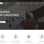 Bizplan WordPress Theme