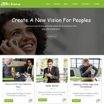 Bizstartup Wordpress Theme