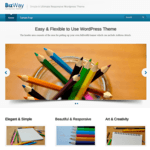 BizWay WordPress Theme