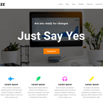 Bizz Builder WordPress Theme