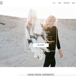 Blanche Lite WordPress Theme