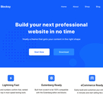 Blocksy Wordpress Theme