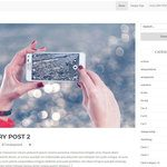 Blog Bank Wordpress Theme