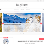Blog Expert WordPress Theme