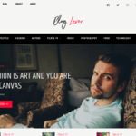 Blog Lover Wordpress Theme