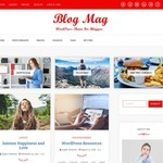 Blog Mag Wordpress Theme