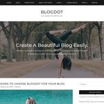 Blogdot Wordpress Theme