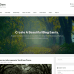 BlogGem Wordpress Theme