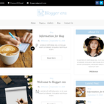 Blogger Era Wordpress Theme