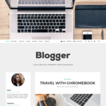 Blogger Light Wordpress Theme