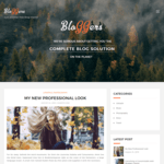 Bloggers Lite Wordpress Theme