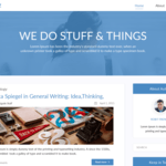 Bloggerz WordPress Theme