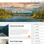 Bloggist Wordpress Theme