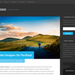 Bloggo Wordpress Theme