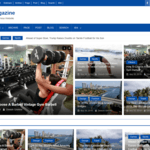 BlogMagazine WordPress Theme
