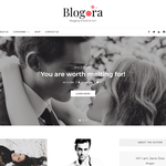 Blogora Wordpress Theme