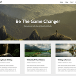 Blogrid Wordpress Theme