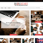 Blogstart Wordpress Theme