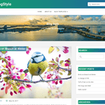 BlogStyle Wordpress Theme