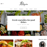 Bloguten Wordpress Theme