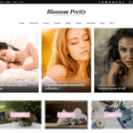 Blossom Pretty Wordpress Theme