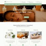 Blossom Spa Wordpress Theme