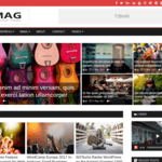 BMag Wordpress Theme