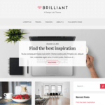 Brilliant Wordpress Theme