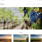 Brimstone Wordpress Theme
