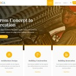 Building Construction Architecture WP Theme