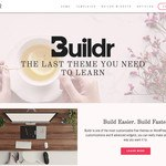 Buildr Wordpress Theme
