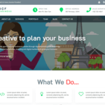 Business Consultant Finder WordPress Theme