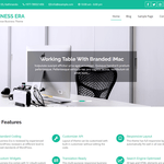 Business Era WordPress Theme