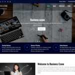 Business Ezone WordPress Theme