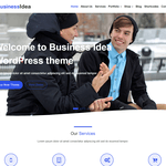 Business Idea Wordpress Theme