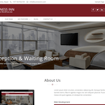 Business Inn Wordpress Theme