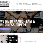 Business Insights Wordpress Theme