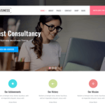 Business Key Wordpress Theme
